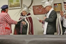 Carnaval 2018 kloostertuin  Prins judocus de urste ontheven uit zijn functie