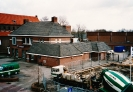 Bouw kloostertuin 1997